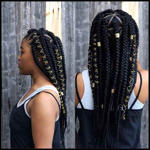 1b Box Braids Full Any Design Free Hair Braidsnweaves