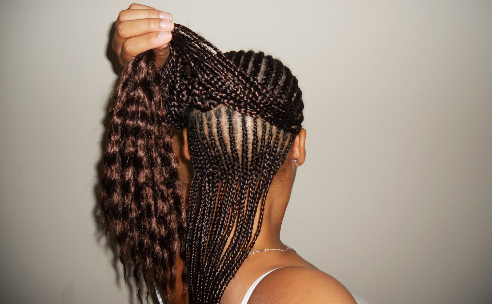 1l TWO-LAYER BRAIDS (ANY DESIGN